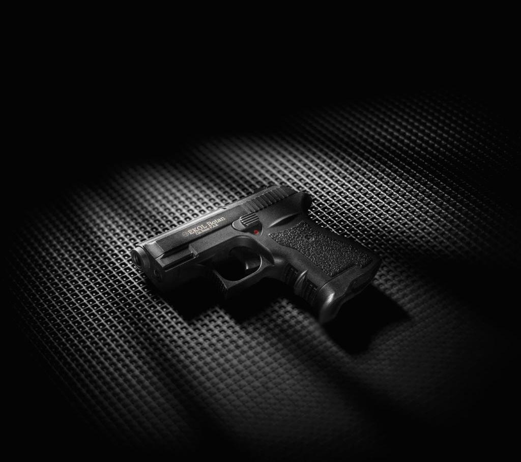 Ekol Botan - Plynová pistole