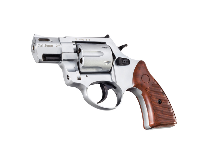 Plynové revolvery
